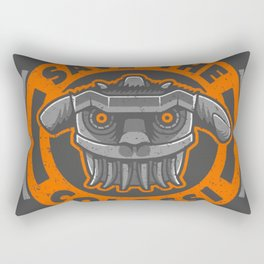 SAVE THE COLOSSUS Rectangular Pillow