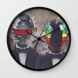 Daft Punk 2 Wall Clock