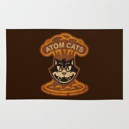 Atom Cats Rug