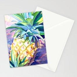 Kauai Pineapple 3 Stationery Cards