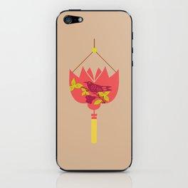Chinese Antique - Lantern iPhone Skin