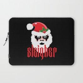 Sleigher | Christmas Xmas Parody Laptop Sleeve