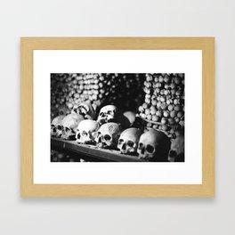 Kutna Hora Framed Art Print