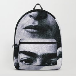 Frida Kahlo Smoke Backpack