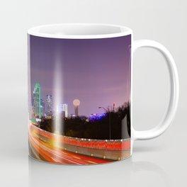 The Road to Dallas Coffee Mug