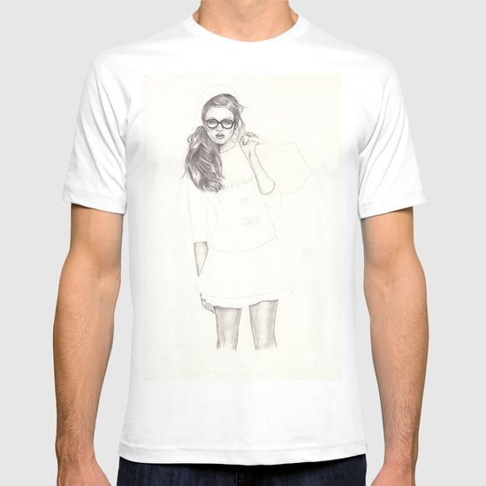 No.6 Fashion Illustration Series T-shirt