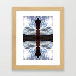 Reincarntion Framed Art Print