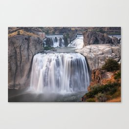 Shoshone Falls in Twin Falls, Idaho Canvas Print
