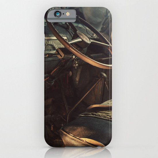 Driver's Seat iPhone & iPod Case