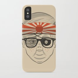 The Kid iPhone Case