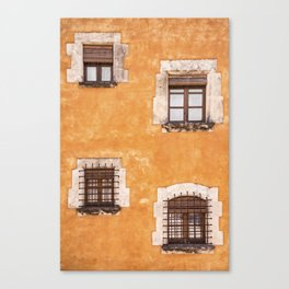 Windows Canvas Print