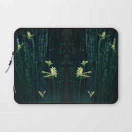 sunlit leaves Laptop Sleeve
