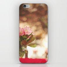 Under a bokeh sky iPhone & iPod Skin