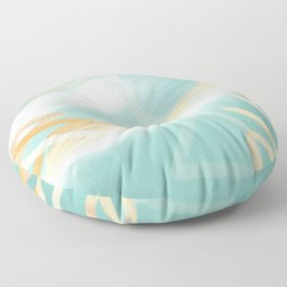 Beach Vibes Floor Pillow