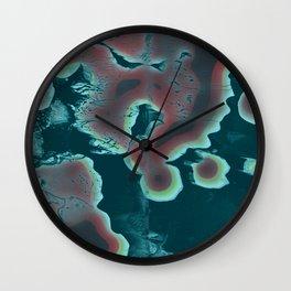 Ecological Descent Wall Clock