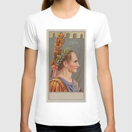 Vintage Julius Caesar Illustration (1888) T-shirt