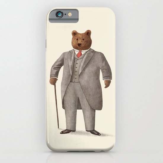 Mr. Bear iPhone & iPod Case