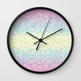 Glitter Graphic G48 Wall Clock