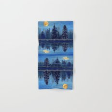 Denim Design Pine Barrens Reflection Hand & Bath Towel
