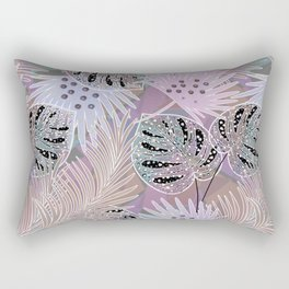 Bright tropics. Rectangular Pillow