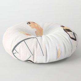 Morning Wine II Floor Pillow