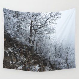 Blizzard // #TravelSeries Wall Tapestry