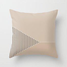Tri 9 Throw Pillow