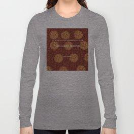Agnes Martin Long Sleeve T-shirt