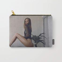 Balconies with Alexis. Carry-All Pouch