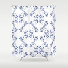 favourite flowers Shower Curtain