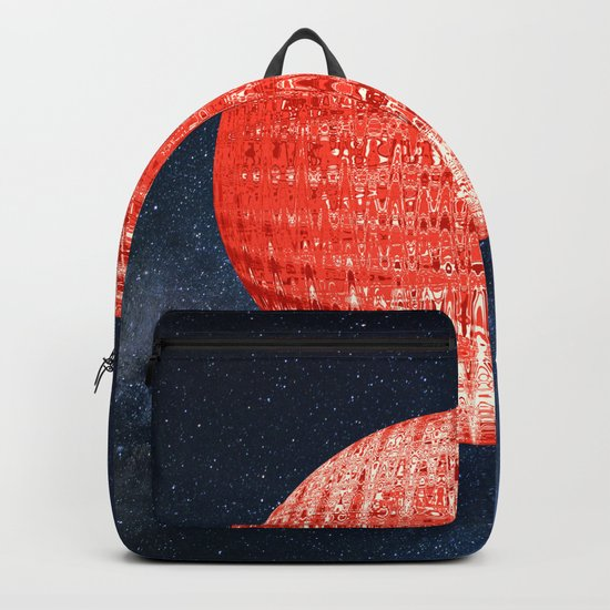 The Red Planet Backpack