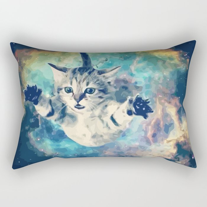 COSMO CAT Rectangular Pillow