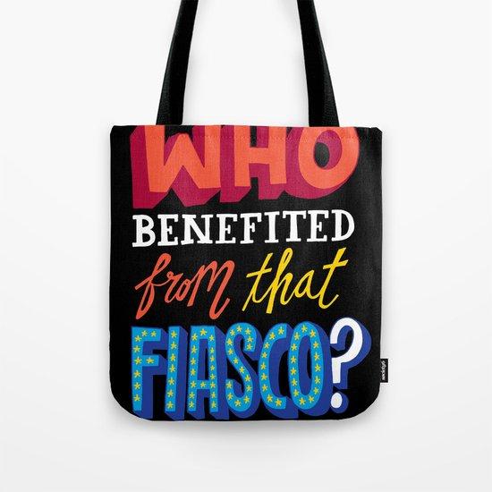 This Fiasco Tote Bag