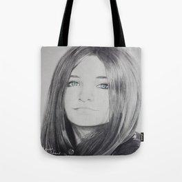 Paris Jackson Tote Bag