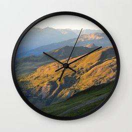 A Peaceful Feeling Wall Clock