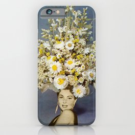 Floral Fashions iPhone Case