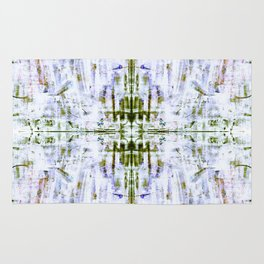 The Grunge Edit Invert Mirrored Rug