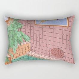 Me Time Rectangular Pillow