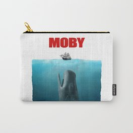 Jaws poster Moby Carry-All Pouch
