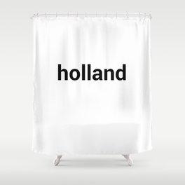 holland Shower Curtain
