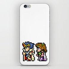 Final Fantasy II - Cecil and Rosa iPhone & iPod Skin