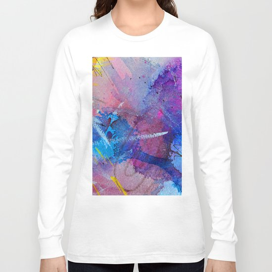 one came through Long Sleeve T-shirt