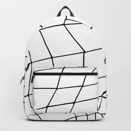 Distorted Grid Backpack