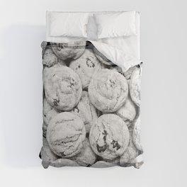 Because, Cookies. Comforters