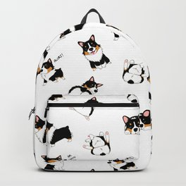 Tri Cute as Hecc Backpack