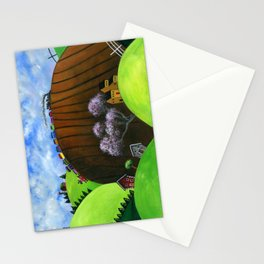 Hilly Humbly Stationery Cards
