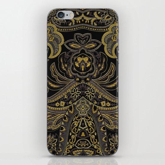 Paisley 3 iPhone & iPod Skin