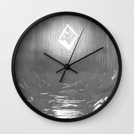 Mythic, now. Wall Clock