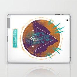 The Mountain of Madness Laptop & iPad Skin