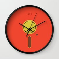 evolution Wall Clocks featuring Evolution   by Conrad Johnson